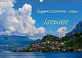 Impressionen vom Iseosee (Wandkalender 2019 DIN A3 quer): Eindrücke und Einblicke rund um den Iseosee (Geburtstagskalender, 14 Seiten ) (CALVENDO Orte)
