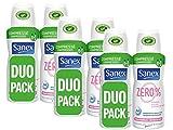 Sanex Déodorant Compressé 0% Sensitive 2 x 100 ml - Lot de 3