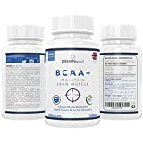 BCAA Tablets, 1200mg Branched Chain Amino Acids By Opal Fitness Nutrition - BCAA+