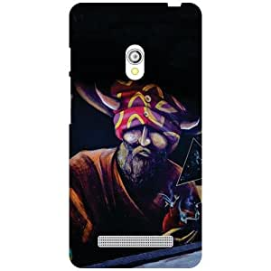 Printland Cool Phone Cover For Asus Zenfone 5 A501CG