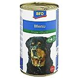 ARO Hundemenü Rind, 6er Pack (6 x 1240g Dose)