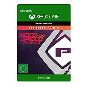 Need for Speed: 500 Speed Points | Xbox One – Download Code