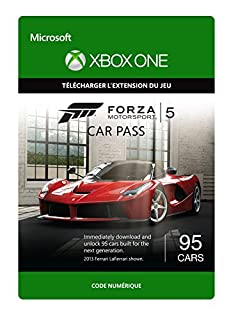 Forza Motorsport 5: Car Pass [Xbox One - Code jeu à télécharger] (B01LOLTJ32) | Amazon Products