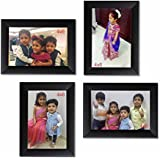 [Sponsored]Set Of Photo Frames Classic Set Of 4 Individual Photo Frames (4-6x8 Inch) - By Paper Plane Design