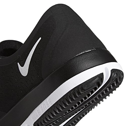Nike Sb gratuite Nano Skate Shoe Black, White