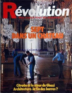 REVOLUTION [No 118] du 04/06/1982 - sept...