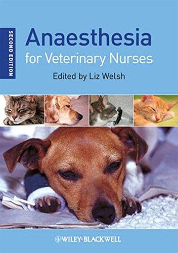 Anaesthesia for Veterinary Nurses