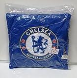 Chelsea London FC Deko Kissen 40x40 cm Logo Crest Blau