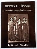 Heinrich Tonnies, cartes-de-visite photographer extraordinaire: Det 19. arhundredes