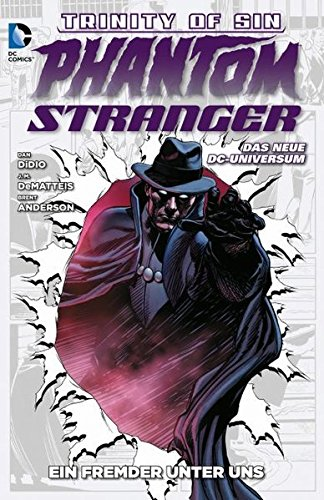 Phantom Stranger Bd. 1: Ein Fremder unter uns