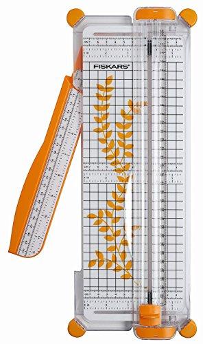 Fiskars® SureCut, Papier- Schneidemaschine A4, ca. L 38 x B 15 cm