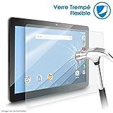 KARYLAX Protection d'écran Film en Verre Nano Flexible Dureté 9H, Ultra Fin 0,2mm et 100% Transparent pour Tablette Tactile It Works TM710