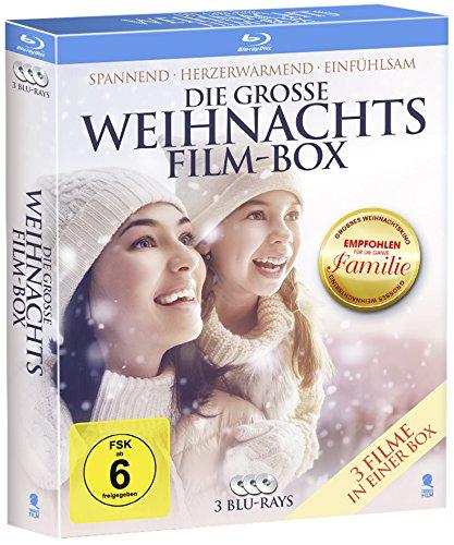 Die große Weihnachtsfilm-Box für Kids [3 Blu-rays]