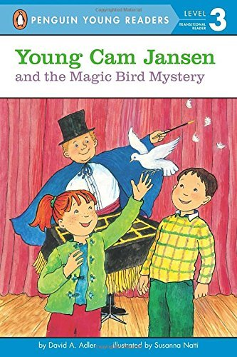Young Cam Jansen and the Magic Bird Mystery by David A. Adler (2013-05-16)