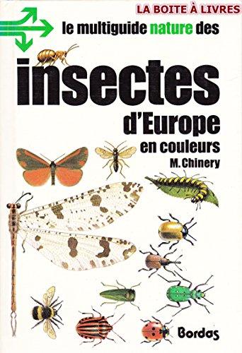 Les Insectes d'Europe par From Elsevier Séquoia