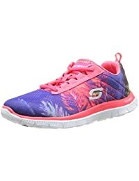 Skechers Flex Appeal Trade Winds Damen Sneakers