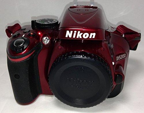 Nikon D 5200 DSLR Camera (Body Only)