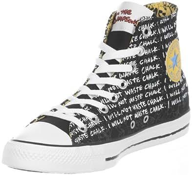 Converse AS Simpson Hi Can UK: 7.5 / EU: 41, black multi
