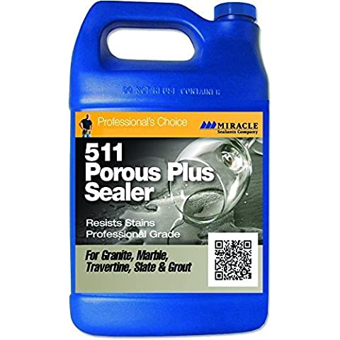 Miracle Sealants - 511 Porous Plus Penetrating Sealer 128 Oz. - Gallon by 511 Porous Plus Sealer