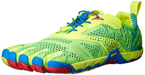 Vibram Five Fingers Kmd Evo, Chaussures de Fitness Homme Multicolore (Yellow/blue/red)