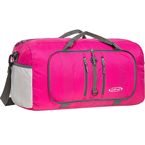 G4Free Foldable Travel Duffle Bag Leichtes 22 Inch f¨¹r Gep?ck Sport Gym