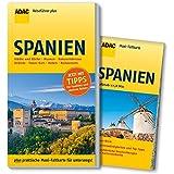 ADAC Reiseführer plus Spanien: mit Maxi-Faltkarte zum Herausnehmen
