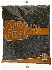 Agro Fresh Whole Black Urad, 1kg