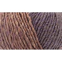 Rico Design–Gomitolo di lana a maglia creative melange Chunky–Rico Design–Marrone 027