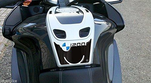 PARASERBATOIO 3D gel PROTEZIONE SERBATOIO compatibile per MOTO BMW R 1200 RT