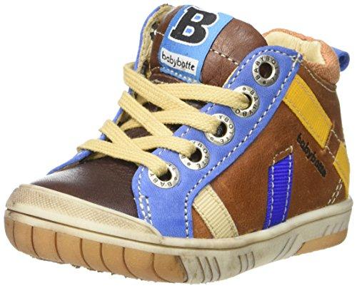 Babybotte Artistreet, Sneakers Bambino , Marrone (Marron (821 Camel)), 24