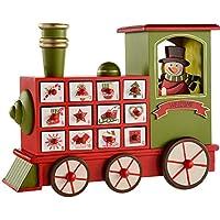 WeRChristmas – Decoración de Navidad Tren de Adviento ...