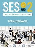 Fichier d'activités SES 2nde - Ed. 2019...
