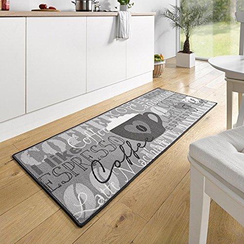 Hanse Home 102370 - Alfombra para cocina (67 x 180 cm), diseño de taz