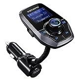 Best VicTsing altavoces estéreo del coche - VICTSING Manos Libres Bluetooth Coche Transmisor FM, Radio Review