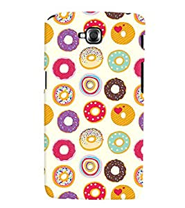 Printvisa Assorted Doughnut Pattern Back Case Cover for LG GPro Lite::LG G Pro Lite Dual D686