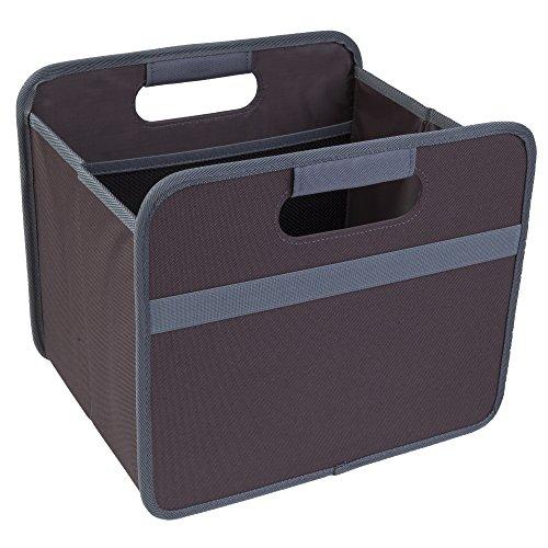 Meori A100031 Faltbox 15 Liter, Kakao braun Uni