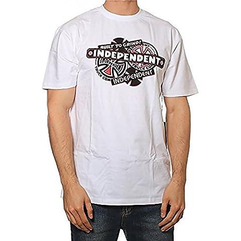 Camiseta Independent: Sticker Pack WH