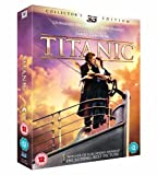 Titanic - Collectors Edition (Blu-ray 3D + Blu-ray) [1997]