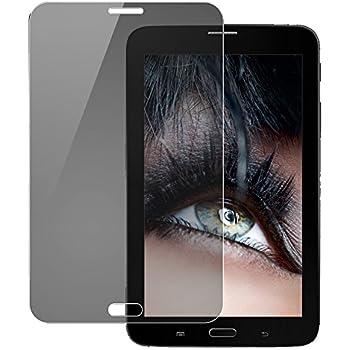 mtb Protecteur d'écran en verre trempé pour Samsung Galaxy Tab 3 Lite - 7'' - 3G/4G/LTE - T111 / T115 - Dureté 9H / Ultra-Clair