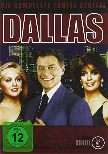 Dallas - Staffel 5 [7 DVDs]