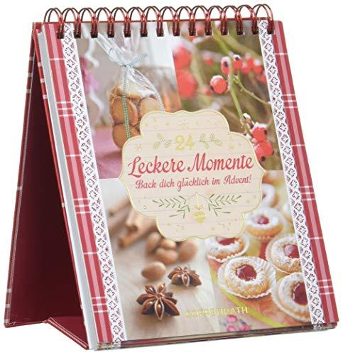 Tischkalender - 24 leckere Momente: Back dich glücklich im Advent!
