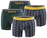 LEVIS Herren Boxershort Limited Style Edition 4er Pack - Special Five - Gr. L
