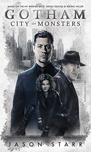 Gotham: City of Monsters por Jason Starr