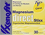 Xenofit Mineralstoff-Direkt-Granulat Magnesium direct Stixx, 30 x 1,66g