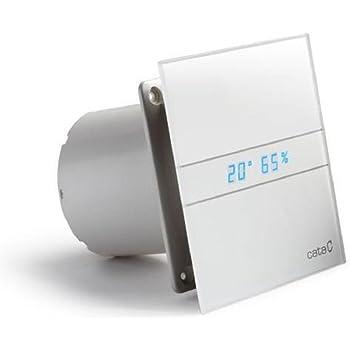 CATA EXHAUST FAN - E 100 GTH - WHITE - SIZE 98*150*94*28.5 MM