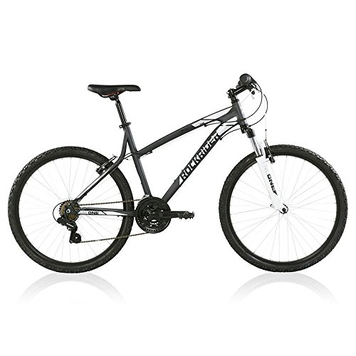 b'twin rockrider 340 mountain bike, grey/white B'TWIN Rockrider 340 Mountain Bike, Grey/White 51uGXFZrV L
