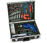 kwb Werkzeugkoffer 627 Teile inclusiv Einhell Schlagbohrmasc...