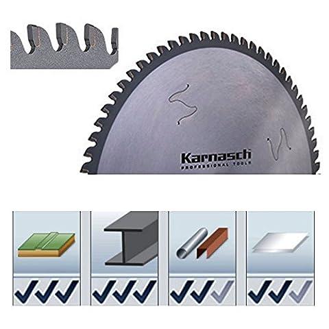 Lame de scie circulaire en métal dur Dry de feuille de cutter Sandwich HM 160x 1,8x 20/16mm 42FWF