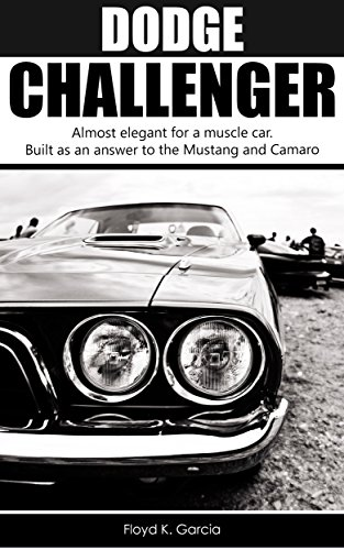 dodge-challenger-english-edition