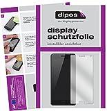 dipos I 6X Schutzfolie klar passend für ZUK Z2 Pro Folie Displayschutzfolie